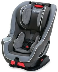 כסא בטיחות Size4me 65 - אפור Ashe