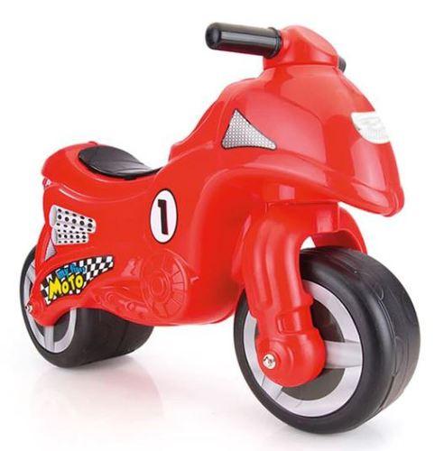 אופנוע הראשון שלי - אופנוע דחיפה ואיזון לגיל שנתיים ומעלה - אדום