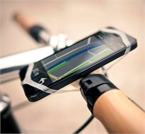Finn Bike Mount - מעמד גמיש ואיכותי לאופניים עבור הסמארטפון - תוצרת אוסטריה - משלוח חינם!