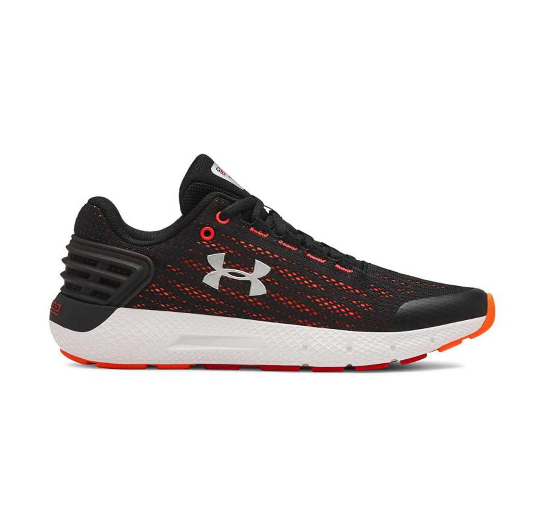נעלי ריצה לנוער ונשים UNDER ARMOUR - שחור אדום