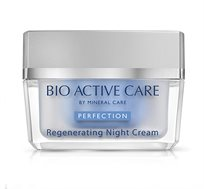 """קרם לילה עשיר מהסדרה Perfection מכיל 50 מ""""ל Bio active care"""