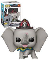 Funko Pop - Fireman Dumbo (Dumbo) 511 בובת פופ