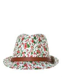כובע פרחים