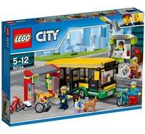 תחנת אוטובוס - משחק לילדים LEGO