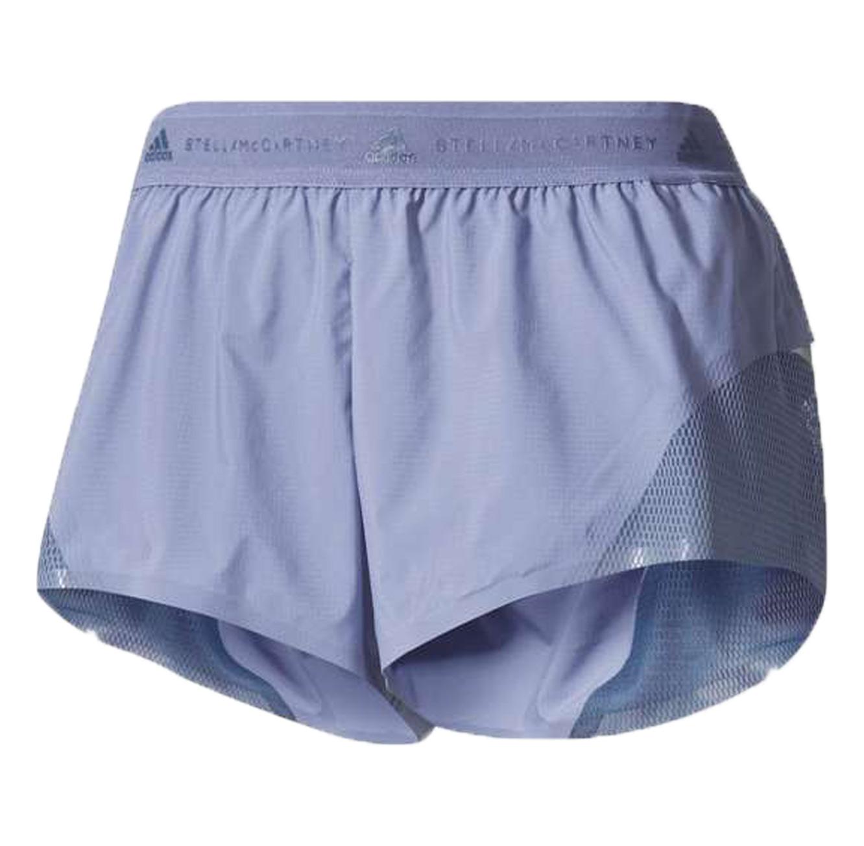מכנסי ריצה קצרים לנשים - סגול