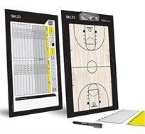 לוח טקטי למאמן כדורסל SKLZ