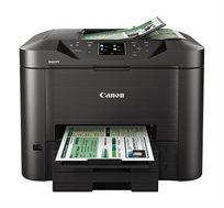 מדפסת משולבת 4 ב-1 מיועדת להדפסה כוללת קישוריות לענן דגם MB5350 מבית CANON