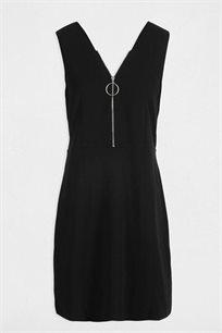 שמלה בגזרה ישרה MORGAN - שחור