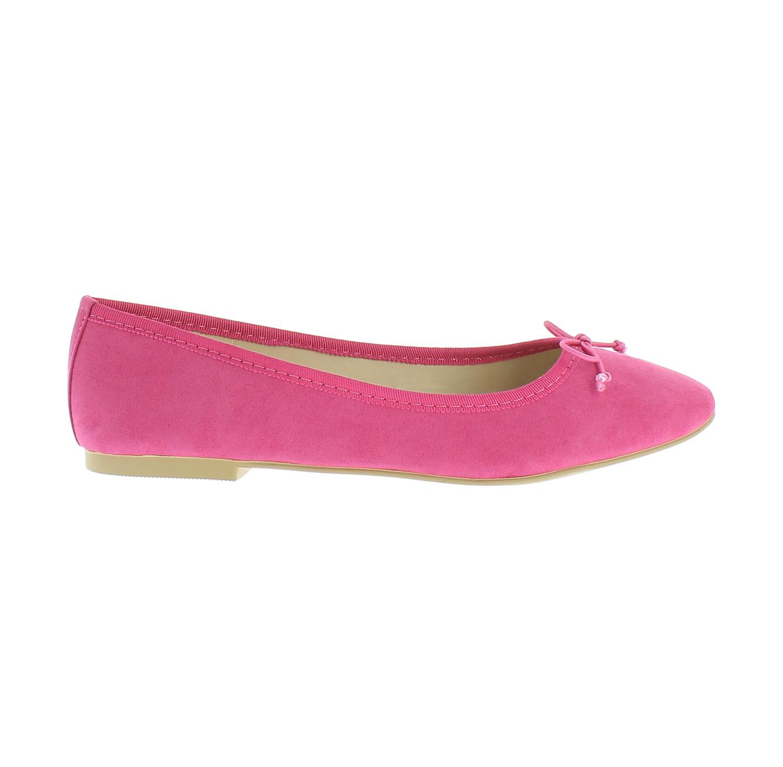 נעלי בלרינה קלאסיות MABALLERINE PARIS MARCELLE - ורוד