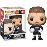 Funko Pop -  David De Gea  (Man. United) 01 בובת פופ