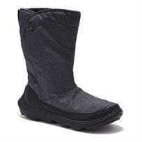 Crocs Duet Busy Day Boot - מגף נשים קרוקס בצבע שחור
