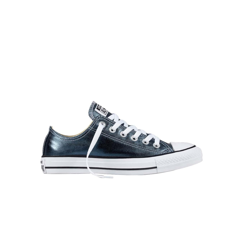 נעלי סניקרס אול סטאר נמוכות לנשים דגם 157662 - כחול