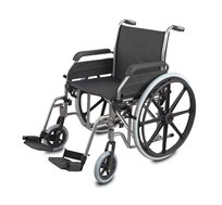 כיסא גלגלים מתקפל קל משקל