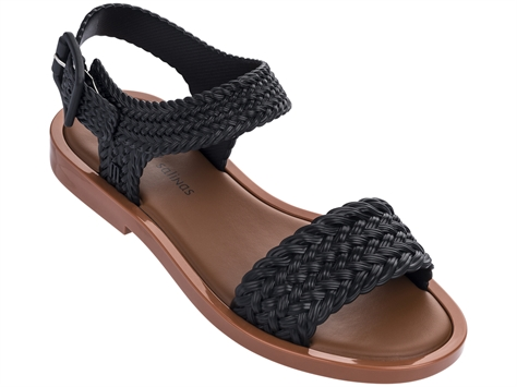 Melissa נשים // Mar + Salinas Sandal Black