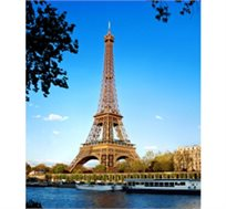 """סופ""""ש רומנטי! 3 לילות בפריז במלון לבחירתכם ע""""ב א.בוקר + טיסות ישירות החל מכ-€529* לאדם!"""