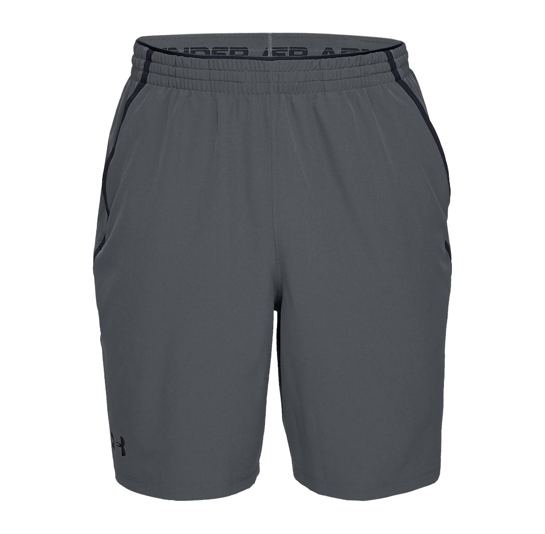 מכנסיים קצרים Under Armour לגברים - אפור