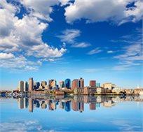 טיסה לבוסטון בחודשים אוקטובר עד מרץ עם חברת KLM רק בכ-$545*