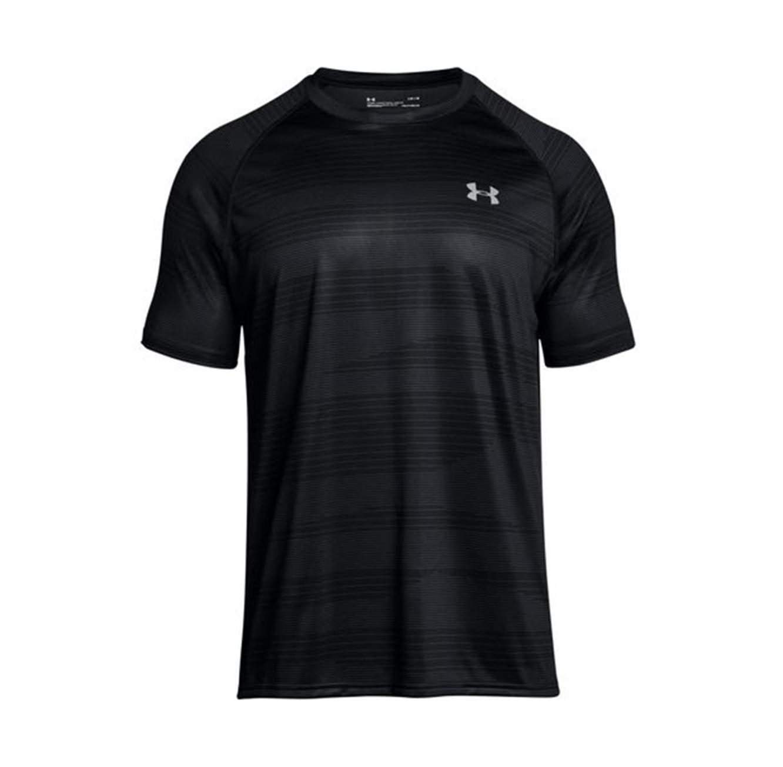 חולצה קצרה לגבר Under Armour - שחור