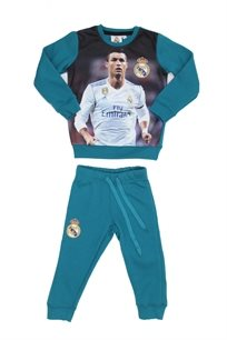 Real Madrid ילדים // סט פוטר ריאל כחול
