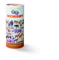 משחק זכרון גליל - חיות בר