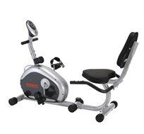 אופני משענת מגנטיות YORK מתאימות במיוחד לכבדי משקל ולבעלי בעיות גב דגם 686