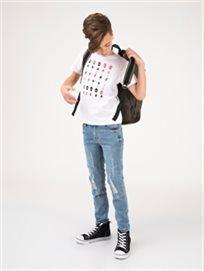 חולצת טי דקלים