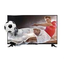 מסך טלוויזיה חכמה FUJICOM בגודל 43″ ברזולוציית UHD 4K דגם FJ-43U7