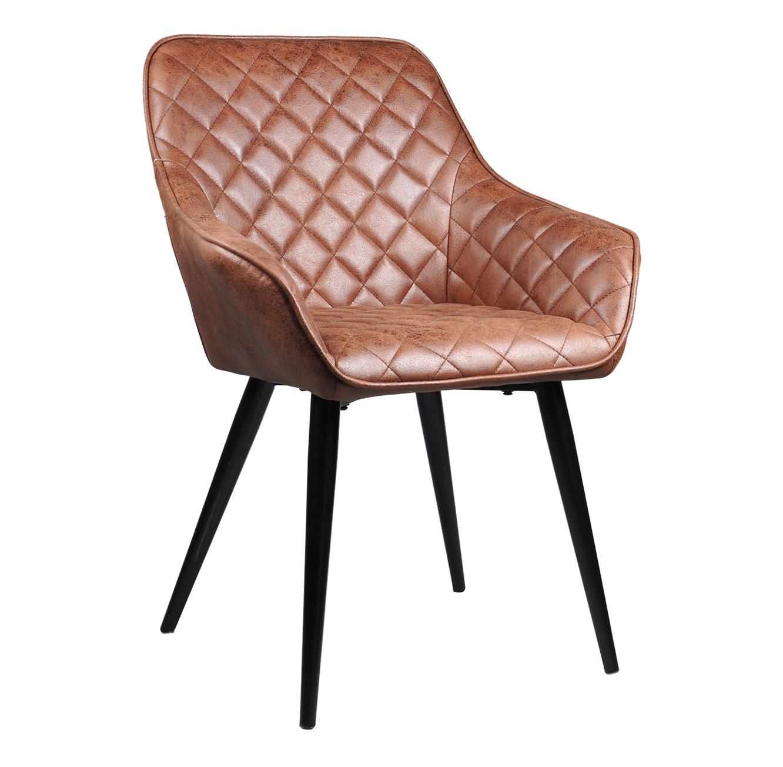 כורסה מרופדת לסלון מעוצבת בסגנון מודרני בצבעים לבחירה דגם יולנדה U DESIGN - משלוח חינם - תמונה 2