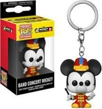 Funko Pop -  Concert Mickey Keychain מחזיק מפתחות