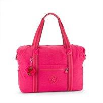 תיק נסיעות גדול ART M - Cherry Pink Cורוד דובדבנים