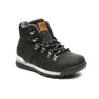 Magma Mountain - נעלי הרים במראה ספורטיבי אופנתי לילדים בצבע שחור