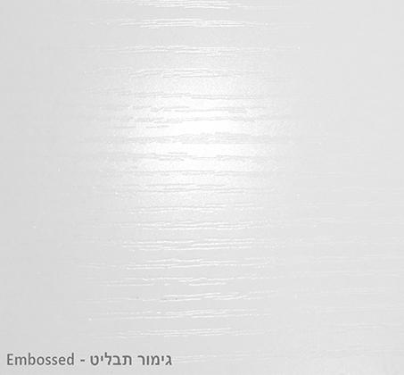 ארונית 6 תאים לאיחסון בחדרי ילדים, חדרי ארונות, סלון ועוד בגימור תבליט HOMAX - תמונה 5