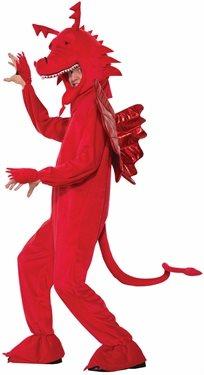 דרקון אדום דלוקס נוער/מבוגרים