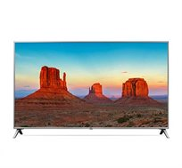 "טלוויזיה ""65 LG LED Smart TV פאנל IPS, אינדקס עיבוד תמונה PMI 1900 ברזולוציית 4K Ultra HD"