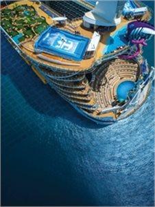 שייט תענוגות חלומי של חברת Royal Caribbean!