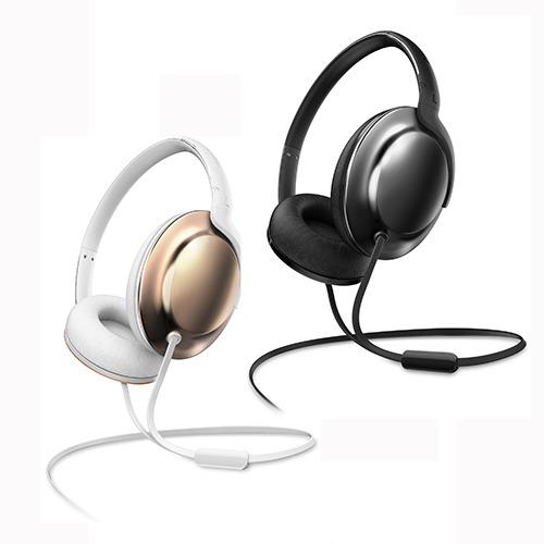 אוזניות קשת Philips דגם SHL4805RG צבע לבן - משלוח חינם - תמונה 3