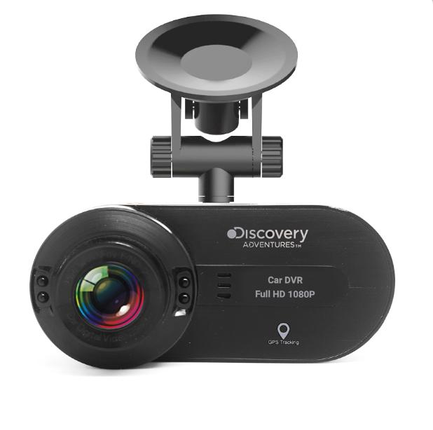 מצלמת Dvr לרכב Gps - Discovery 970 מובנה