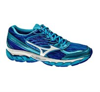 נעלי ריצה לנשים MIZUNO WMN'S RUNNING SHOES WAVE PARADOX 3 W J1GD161201 - כחול לבן
