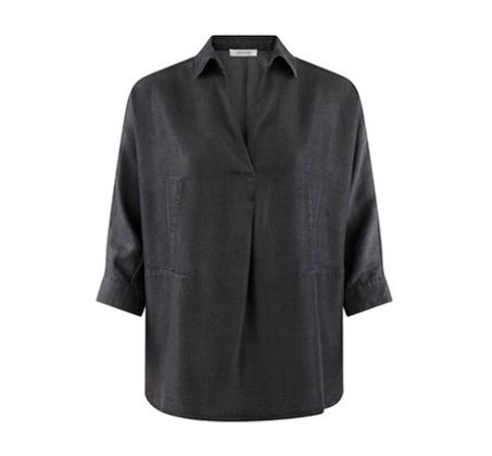 חולצת ליוסל עם שרוולי 3/4 Promod לנשים - צבע לבחירה