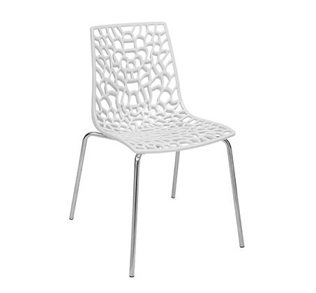 כסא בעיצוב מודרני ועכשווי במבחר גוונים לבחירה