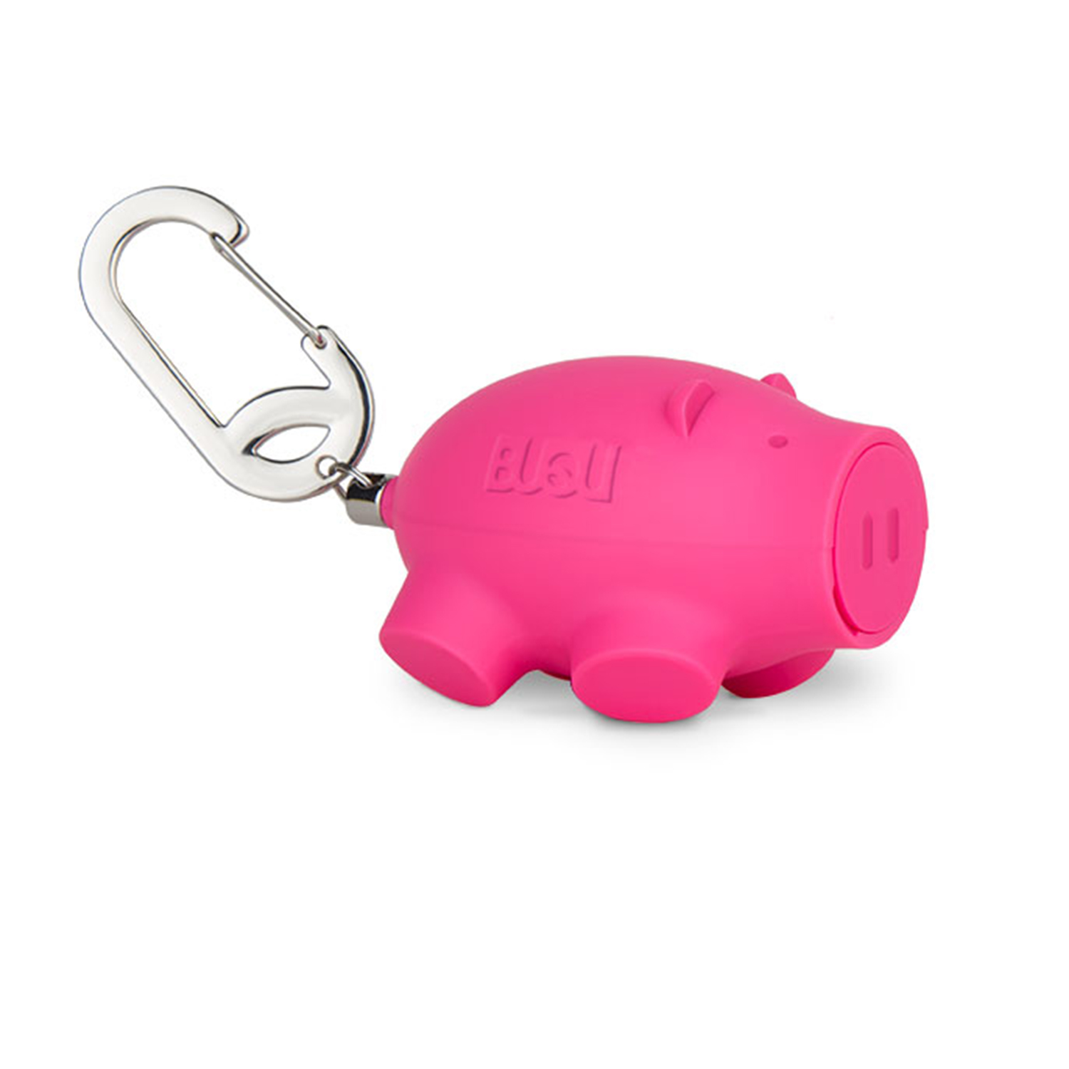Buqu// Pink Pig Power Bank מטען נייד