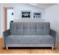 ספה תלת מושבית אינס נפתחת למיטה עם ארגז מצעים HOME DECOR