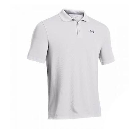 חולצת פולו קצרה לגבר Under Armour - צבע לבחירה