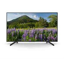 """טלוויזיה  SMART TV """"65 רזולוציית 4K דגם KD-65XF7096"""