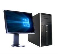 """מערכת מחשב נייח מעבד I5 זיכרון 6GB דיסק קשיח 480GB SSD מערכת הפעלה Windows 10 כולל מסך """"19 acer"""