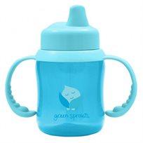 כוס שתייה לתינוק - כחול