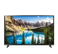 "טלוויזיה ""43 LG LED Smart TV ברזולוציית 4K עם פאנל IPS"