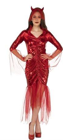 כלת השטן באדום נשים