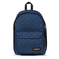 Eastpak// Out Of Office Dot Blue תיק גב