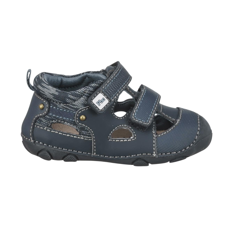 נעלי צעד ראשון לתינוקות - כחול נייבי